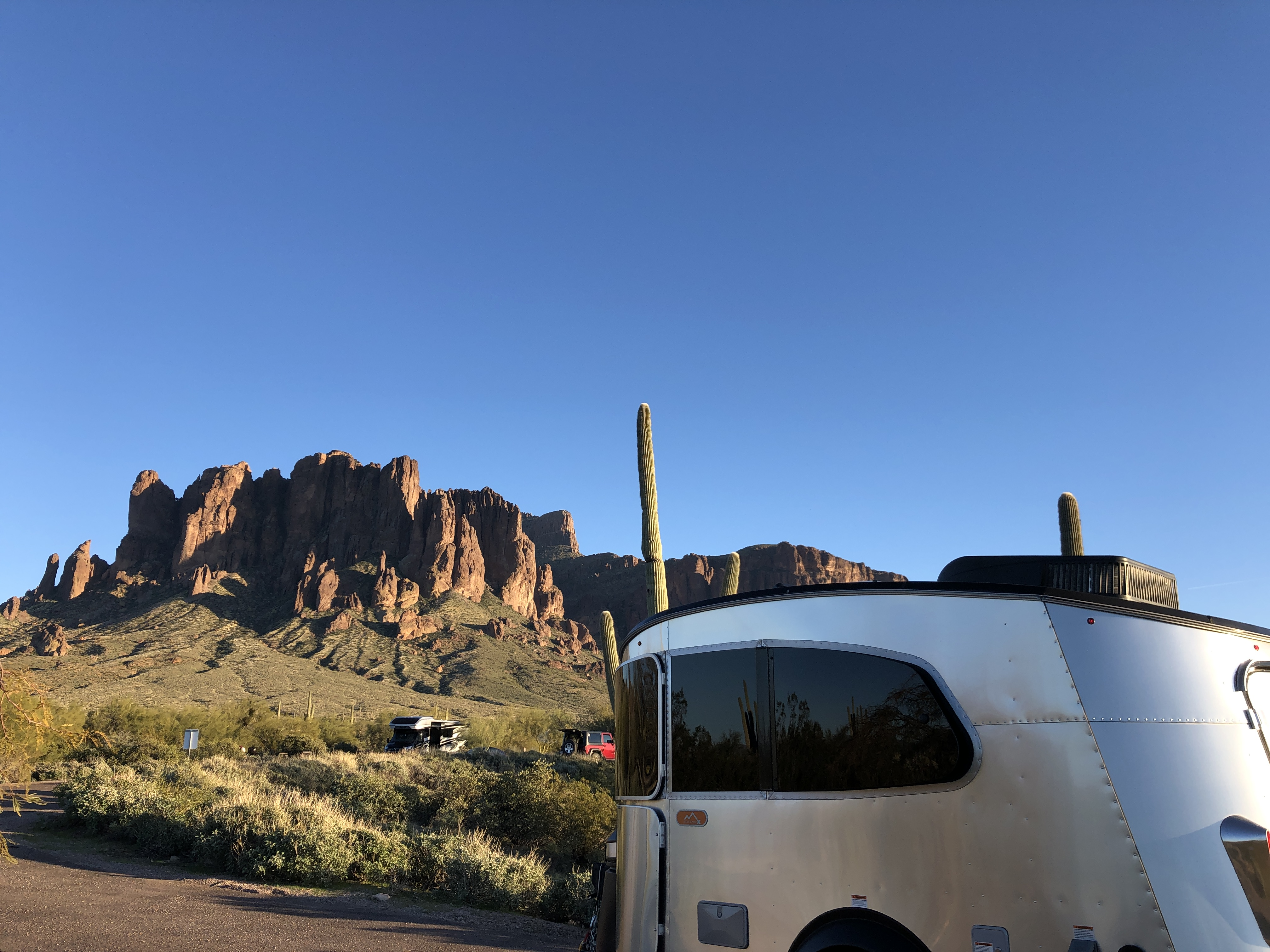 Photo of Lost Dutchman State Park